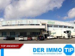 Halle in Chemnitz mit Kühlzellen, Rampen und 8 LKW-Schleusen zu kaufen